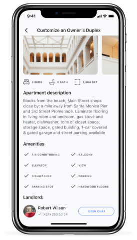 free tenant app - clever systems